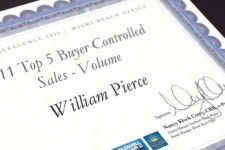 2011 Top 5 Buyer Controlled Sales - Volume