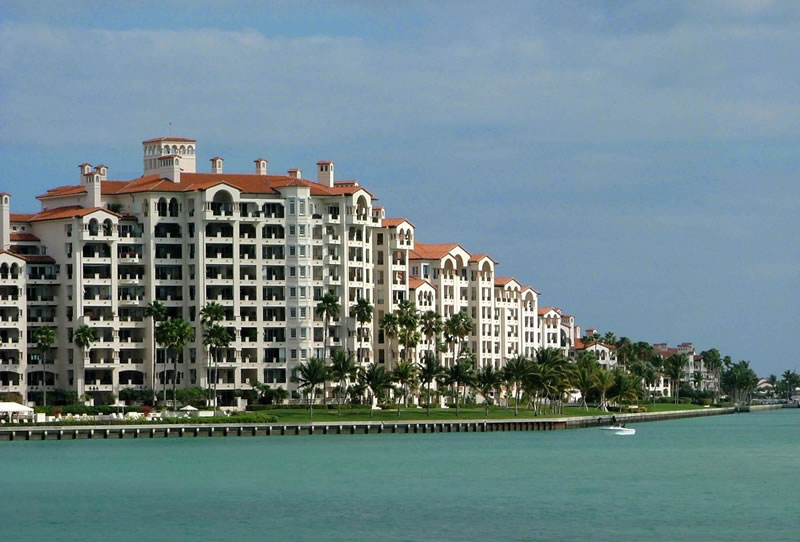 Fisher Island Florida Rentals