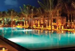 W-Residences-South-Beach-Pool-at-Dusk