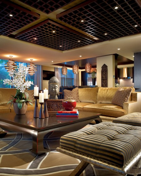 Interior design a visit to the extraordinary 75000 sq ft showroom of interiors by steven g inc will inspire your imagination and fulfill your every wish