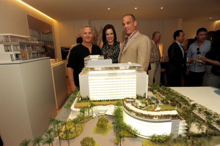 Ian Schrager, Penelope Pierce, William Pierce