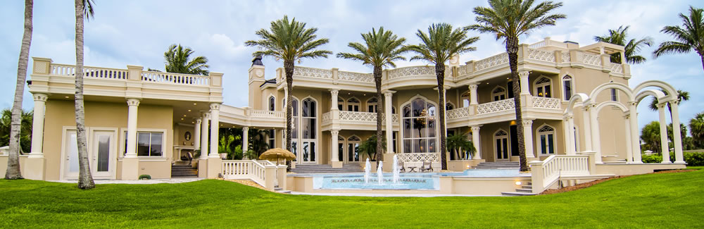 The Splendor Of The Great Gatsby In Vero Beach Mansion