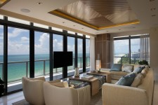 The Glorious W South Beach Penthouse 28/26 Decorated By Steven G