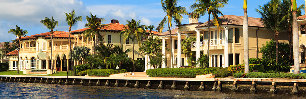 Fort Lauderdale Luxury Homes Fort Lauderdale Mansions